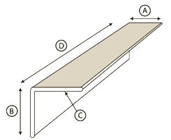 Angle Edge Protection AV045