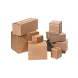 Plain Brown Cardboard Boxes