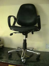Antistatic Chair with Arms