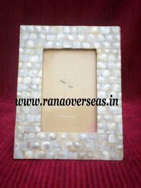 Sea Shell Crafted Photo Frame