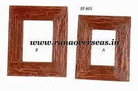 Antique Wooden Photo Frames