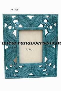 Wooden Photo Frame in Mango Wood