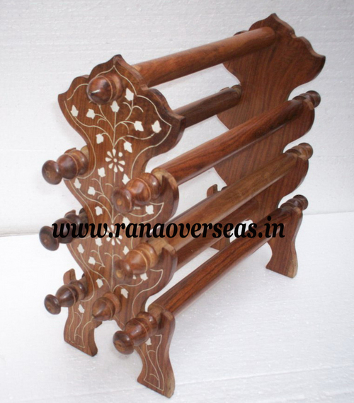 Wooden Bangle Stands