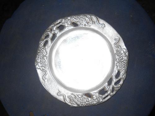 Aluminium Butterfly Dish