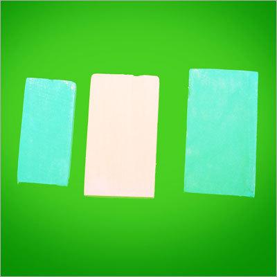 Polar White Clear Brick