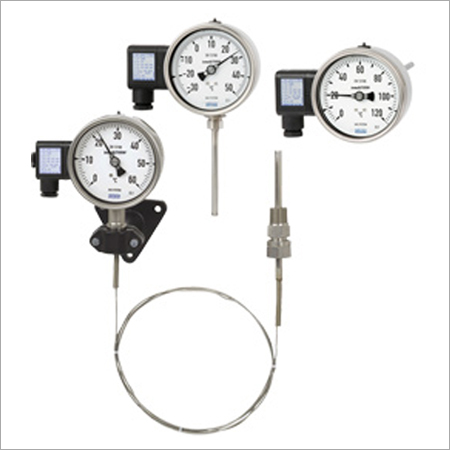 Mechatronic Temperature Gauges - Mechatronic Temperature