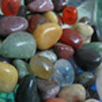 colouring stones