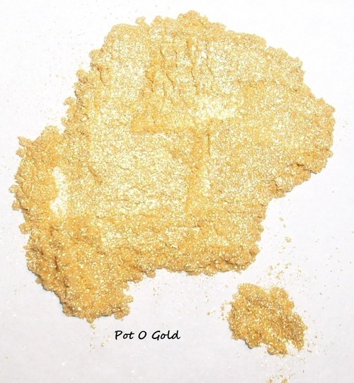 mettalic powder