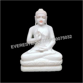 Marble-Buddha-Statue