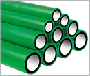 PPR Pipe Fittings(Green Color)