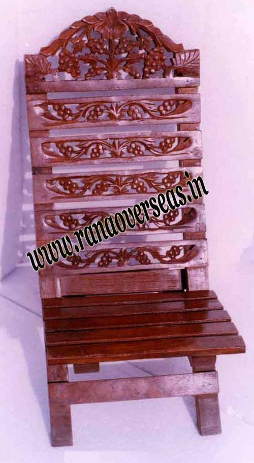 Wooden Relaxing Chair