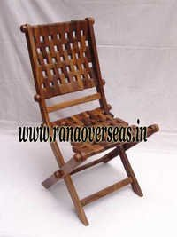 Wooden Relaxing Chair.