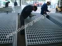 Steel Gratings Panel