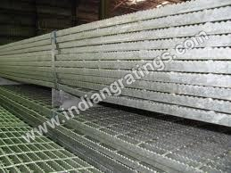 Electroforged Iron Gratings