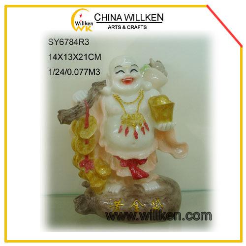 Polyresin Buddha Items