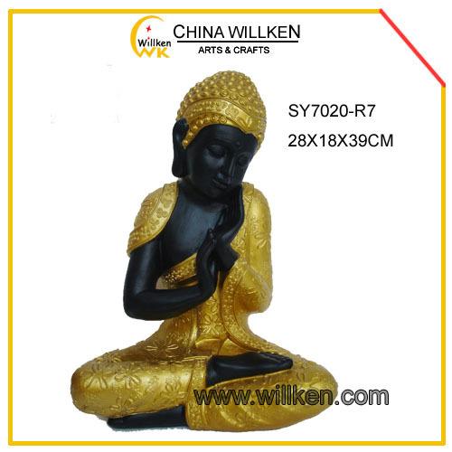 Resin Sleeping Buddha