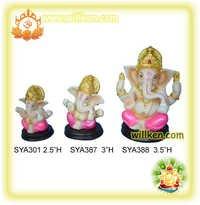 Polyresin Ganesh Idols