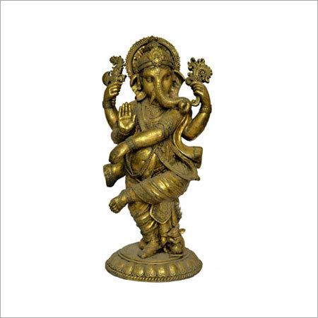 Standing Ganesha Statue