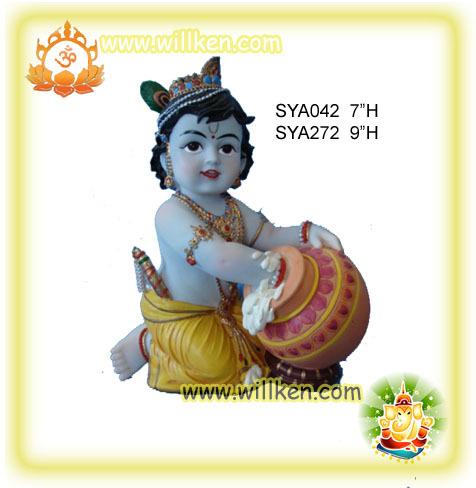 Baby Krishna Statues