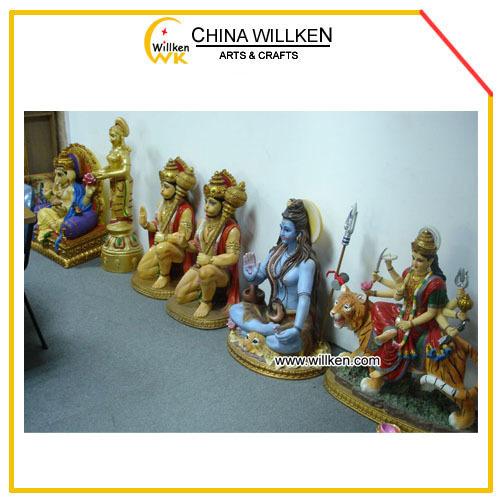 Resin Hindu God Murti Items