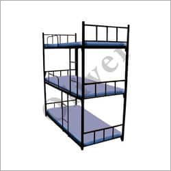 Three Tier Bunk Bed