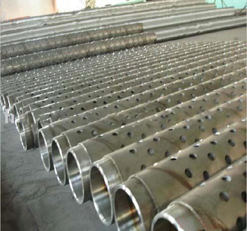 High Strength Perforated Pipe