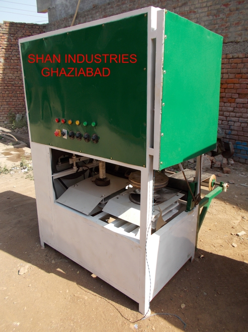 Dona Machine Fully Automatic Double Die
