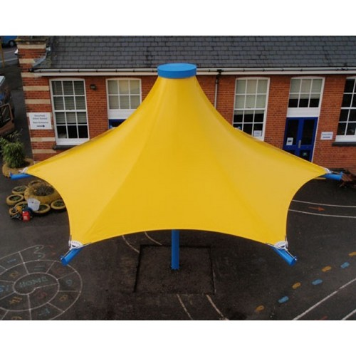Conic Tensile Structure