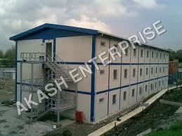 Prefabricated Factory Building