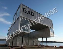 Multi Container Building