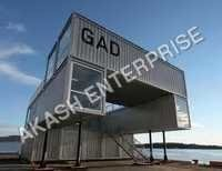 Multi Container Building