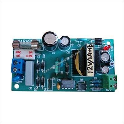 SMPS Power Supply 12 V/1 Amp - SMPS Power Supply 12 V/1 Amp ...