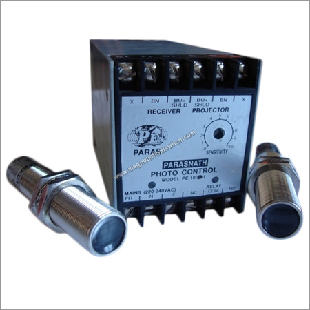 Photo Electric Proximity Switches (Through Beam)