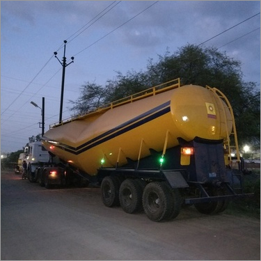 3-Axle Bulker Trailer
