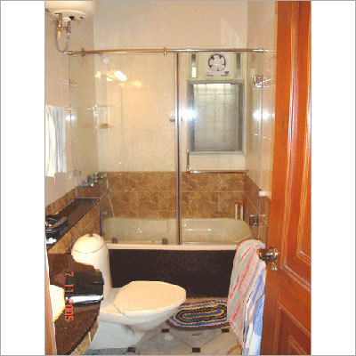 Luxurious Bathroom Shower