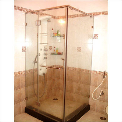 Tempered Glass Shower Enclosures