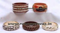 Bangles in Various Designs.