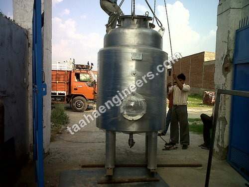 Extraction Vessel