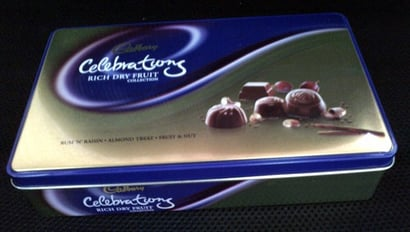 Chocolate Box Certifications: An Iso 9000 & 22000 Certified Company