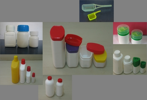 HDPE Bottles & Containers