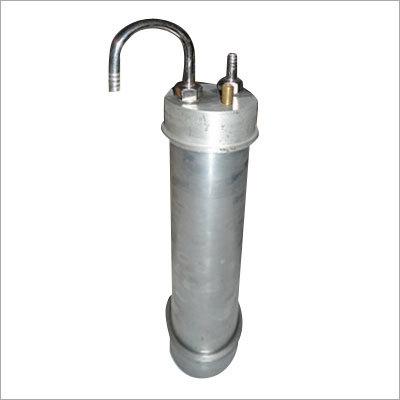 Aluminium Filter Shell