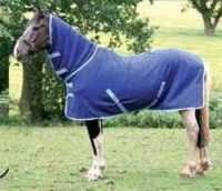 Polar Fleece Combo Rug