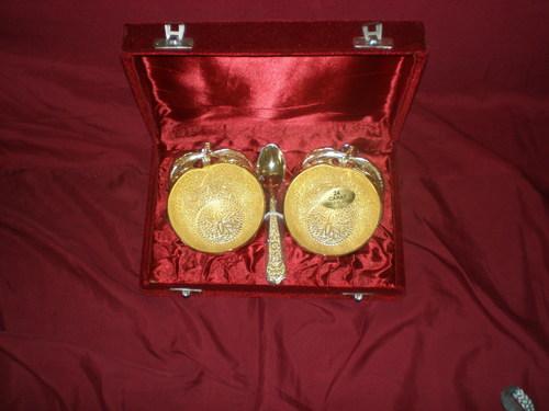 Gold Plated Handicrafts