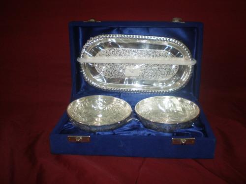 Silver Plated Handicrafts