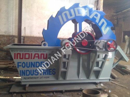 Wheel Type Sand Washer