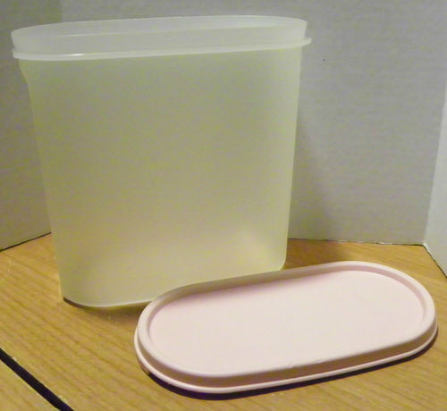 Oval Bottom Base (Lid Component)