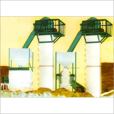 Dairy Feed Plant