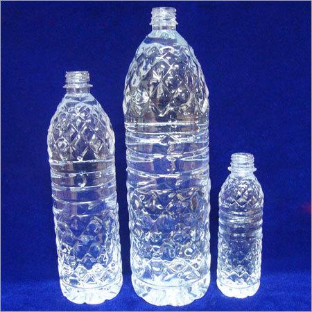 Plastic Mineral Water Bottles