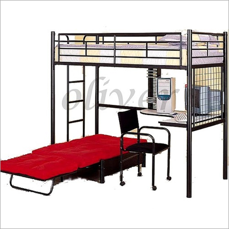 Loft Bed With Study