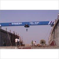 Material Lifting EOT Crane